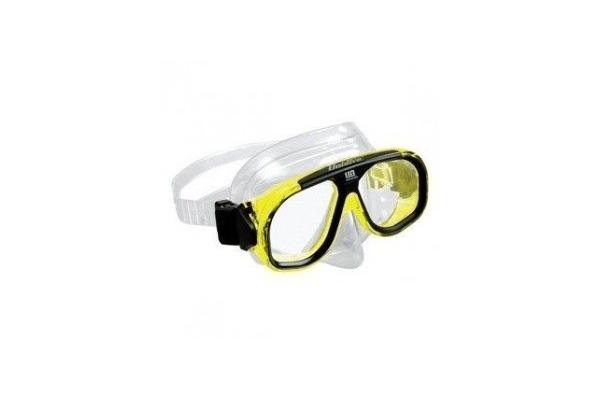 Maska do nurkowania ze szkłami korekcyjnymi