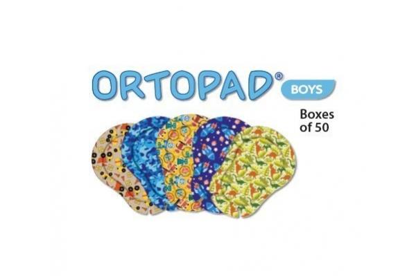 Ortopad OP 50szt. różne wzory